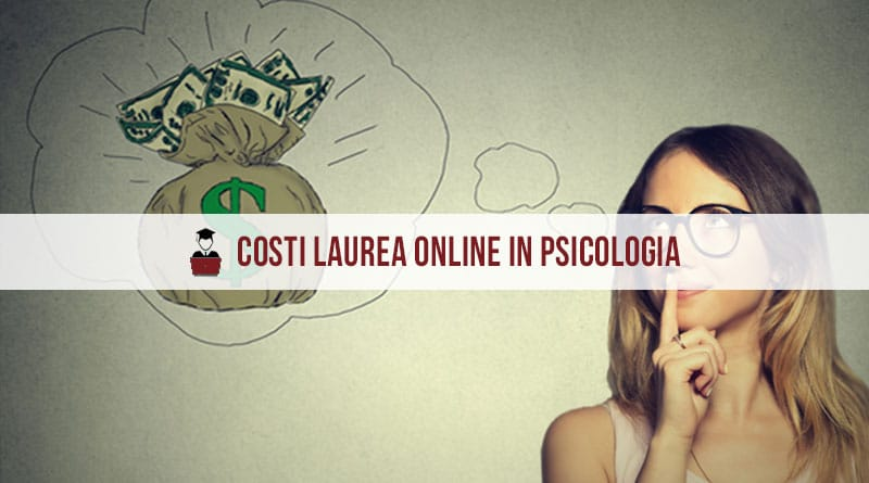 Costi Laurea Online Psicologia