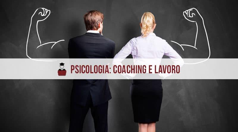 Psicologia coaching lavoro