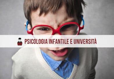 Studiare Psicologia Infantile all'Università