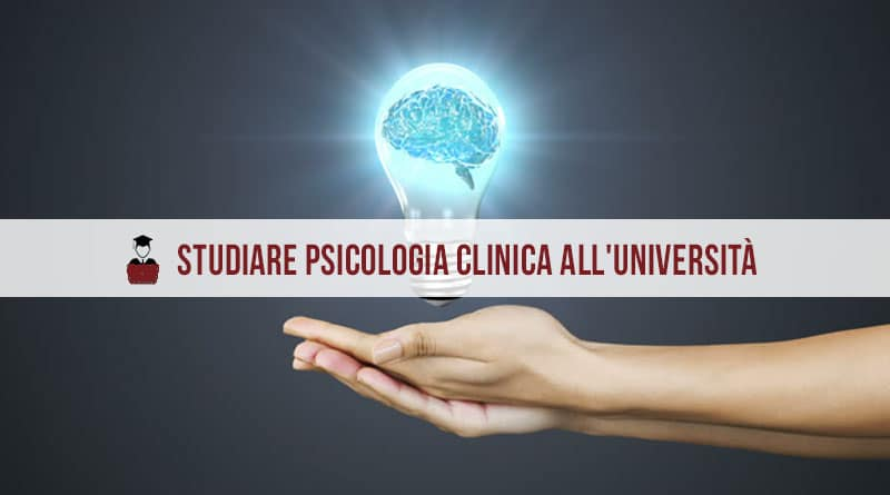 Psicologia clinica università