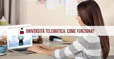 Università Telematica: come funziona?