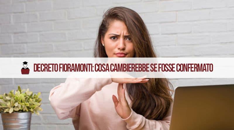 Psicologia Online e Decreto Fioramonti