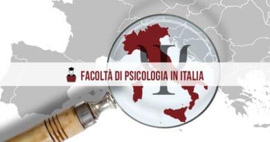 Facoltà di psicologia in Italia