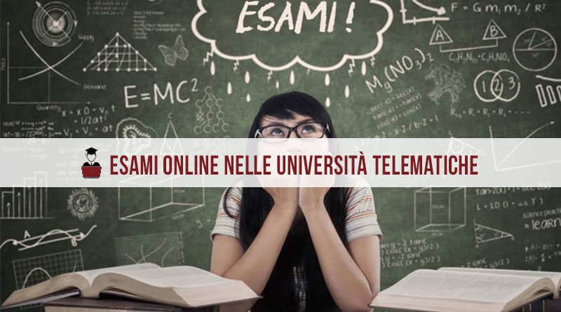 Esami università telematica