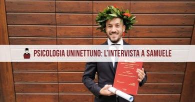 Opinioni Uninettuno: l'intervista a Samuele, laureato in Discipline Psicosociali