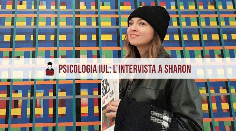 Opinioni IUL Psicologia Sharon