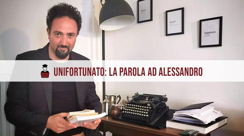 Opinioni Unifortunato Psicologia Alessandro