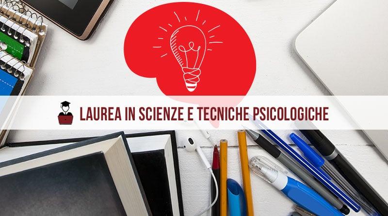 Laurea in Scienze e Tecniche Psicologiche