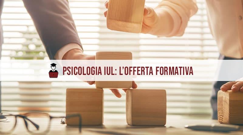 Psicologia IUL